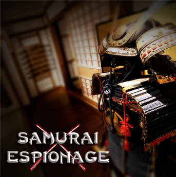 REVIEW: Samurai Espionage by Escape Hunt (Tokyo, Japan)