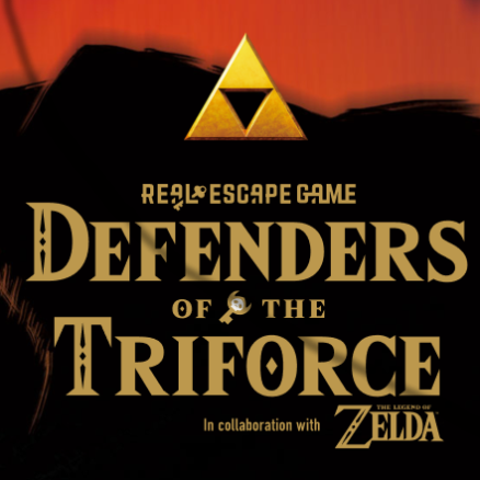 REVIEW: Defenders of the Triforce by Real Escape Game in collaboration with The Legend of Zelda (North American Tour)